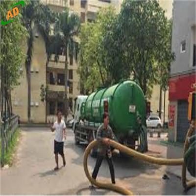 Công ty Ánh Dương chuyên hút bế phốt tại Hà Nội