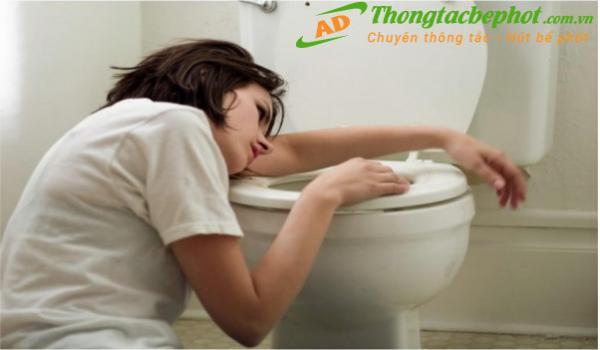 Những nguyên nhân gây tắc đường ống nước nhà bạn