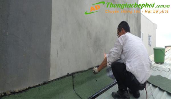 Cách chống thấm khe tường giữa hai nhà cực hiệu quả