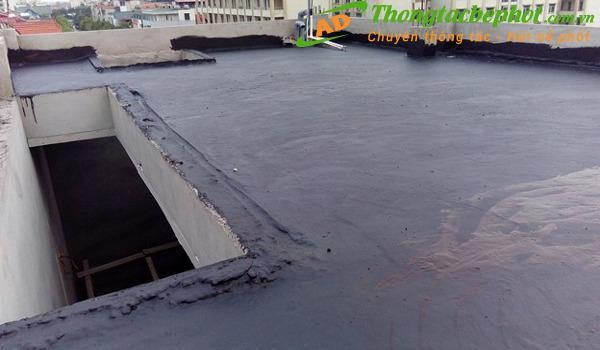 Dịch vụ chống thấm dột cho nhà cao tầng