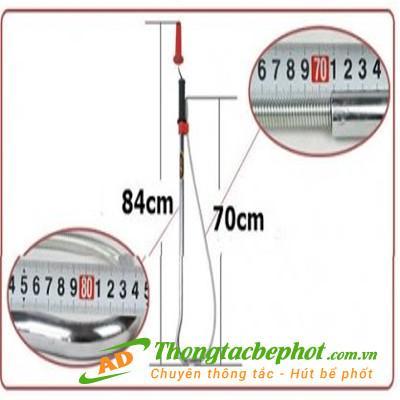 Dụng cụ thông tắc bồn cầu 3A GL – 120